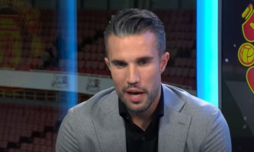 Robin van Persie makes Manchester United v Sevilla prediction for Europa League semi-final