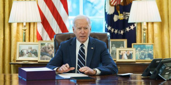 These 4 sectors are set to benefit from President Biden's American Families Plan, UBS says