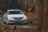 Skoda Superb iV SE-L 2020 UK review