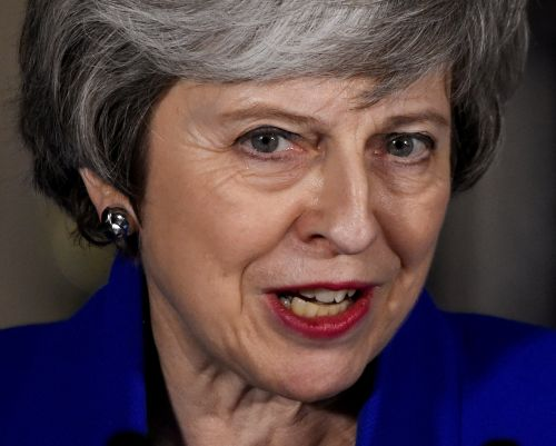 Theresa May to tell MPs 'hold our nerve' to deliver Brexit on time