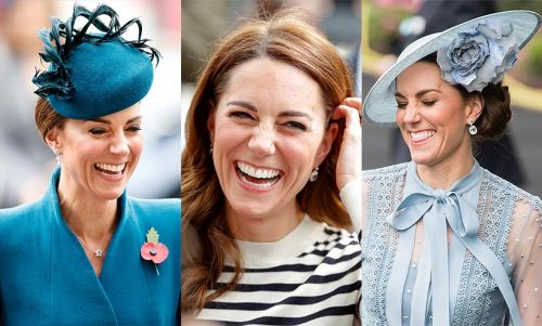 Duchess Kate has never looked happier - see the best pictures