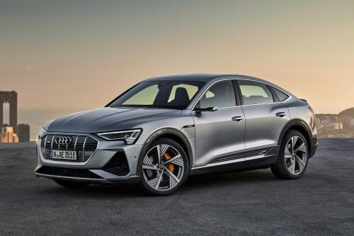 New 2020 Audi e-tron Sportback unveiled as Audi's second electric car