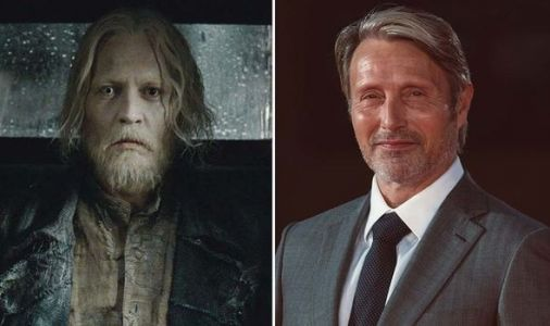 Johnny Depp fans FURIOUS as Mads Mikkelsen confirmed as new Fantastic Beasts Grindelwald