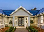 Inside this incredible Hamptons-inspired home in the heart of the Hunter Valley