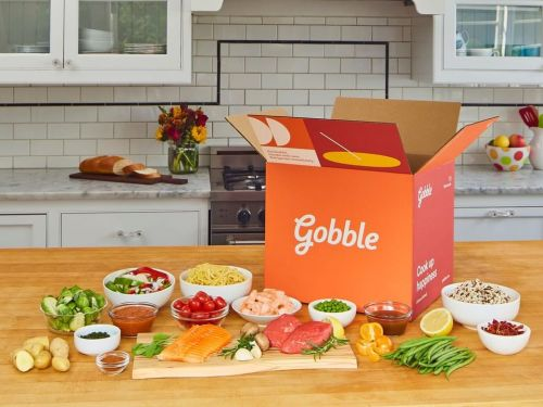 Gobble is the easiest meal kit I've tried - I can get dinner on the table in just 15 minutes, and all the meals are delicious