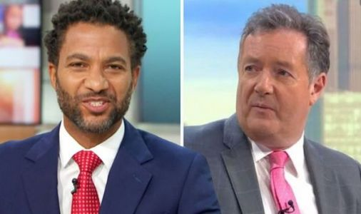 GMB's Sean Fletcher issued warning after sly dig at Piers Morgan 'You're in trouble!'