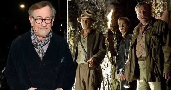 Steven Spielberg 'won't direct Indiana Jones 5' after helming the franchise since 1981