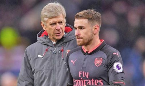Aaron Ramsey: Did Arsene Wenger predict move to Juventus during his time with Arsenal?