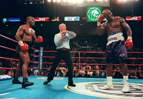 Evander Holyfield reveals why he didn't bite Mike Tyson back during infamous fight