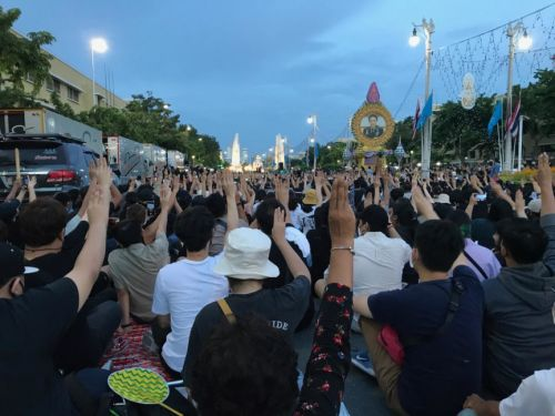 How Protesters in Thailand Are Leading the Struggle Against Authoritarianism