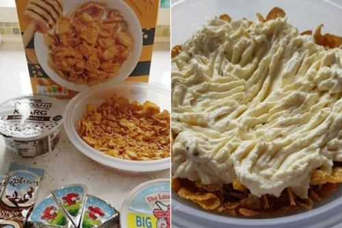 Slimming World member makes 'diet cheesecake' - and people are horrified