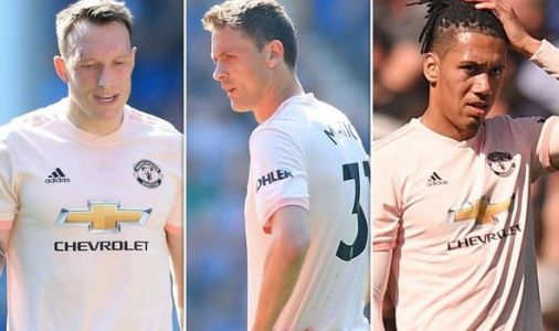 What Man Utd star Matic did to Smalling and Jones vs Everton will have fans WORRIED