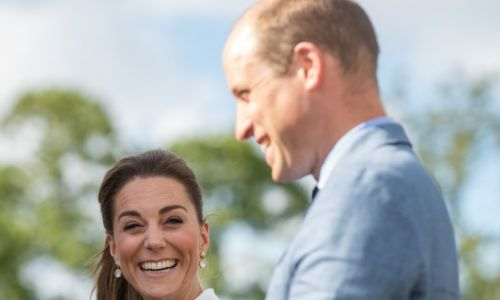 Prince William and Kate Middleton visit King's Lynn hospital to mark NHS' birthday - live updates