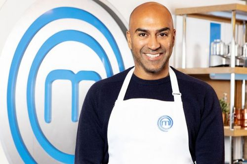 Celeb MasterChef's first blind contestant Amar Latif on 'terrifying' experience