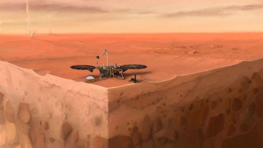 NASA's InSight mission shows Mars is a seismically active world