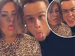 Olly Murs shares playful video with Caroline Flack as the star continues to mourn her death