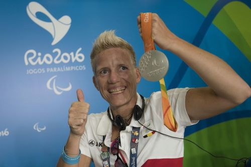 A Paralympic gold medalist has ended her life through euthanasia at the age of 40