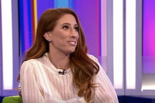 Stacey Solomon says best part of Joe Swash's proposal was getting kids involved
