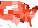 Coronavirus US: Pennsylvania and Colorado emerge as hotspots