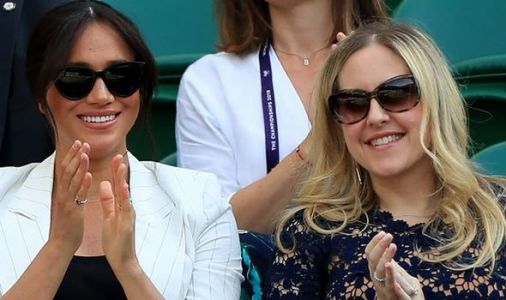 Meghan Markle's friend posts touching tribute to Duchess ahead of Oprah chat