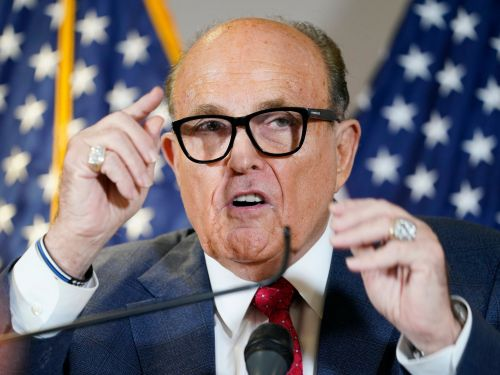 Will Rudy Giuliani be disbarred? Probably not for Trump's election lawsuits, experts say