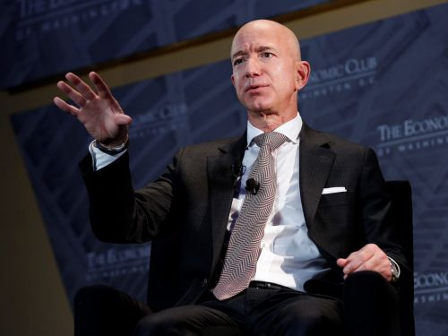 Jeff Bezos downplays claims that Amazon workers are 'desperate souls' or 'robots' who can't take bathroom breaks, but admits the company needs to 'do a better job' for employees after their failed union push