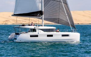 Lagoon 46 first look: Updating this catamaran is a significant step for the yard