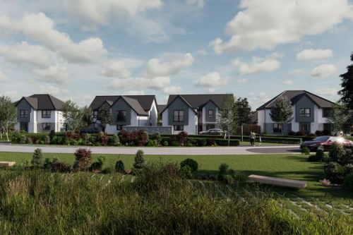 Vision for new homes on former Killearn Hospital site is revealed