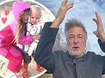 Alec Baldwin drives his family crazy during quarantine as wife Hilaria posts video of him