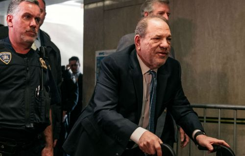 Harvey Weinstein rushed to hospital after being found guilty of two counts of sexual assault