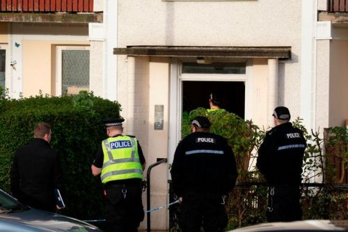 Two-year-old baby dies at flat in Edinburgh as cops arrest man
