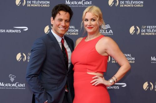 Ioan Gruffudd's wife Alice Evans claims he 'secretly filed for divorce'