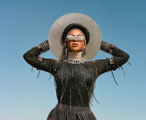 Beyonce's Black Is King stylist made more than 60 costumes for her