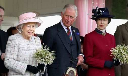 Details of Princess Anne and Prince Charles' bizarre retreat released in Buckingham Palace