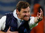 Crisis club Marseille officially terminate Andre Villas-Boas' contract by mutual consent