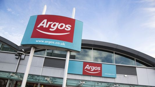 How long will Argos delivery take on Black Friday, and which option will be fastest?