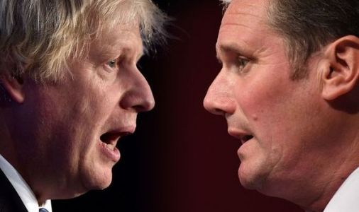 Boris Johnson not concerned about 'nuisance' Keir Starmer - 'Ahead in the polls'