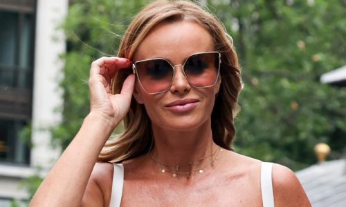 Amanda Holden suffers embarrassing fashion faux pas - but fans still want her outfit