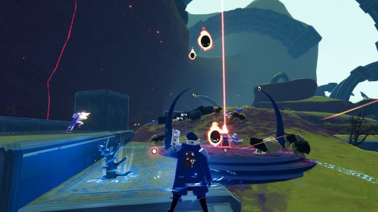 Risk of Rain 2 leaves early access with a tenth character, the Captain