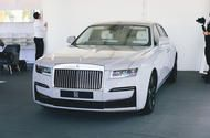 New Rolls-Royce Ghost Extended offers extra space and luxury