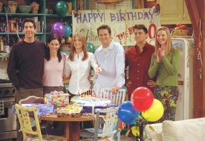 Friends reunion filming has reportedly started and everyone's excited