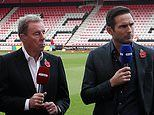 Frank Lampard's uncle Harry Redknapp says he is on brink of return to Chelsea as boss