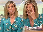 Kate Garraway reveals mystery eye injury was six-day-old contact lens