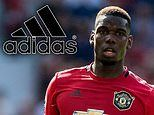 Paul Pogba ended up staying at Manchester United after 'adidas stopped him joining Real Madrid'