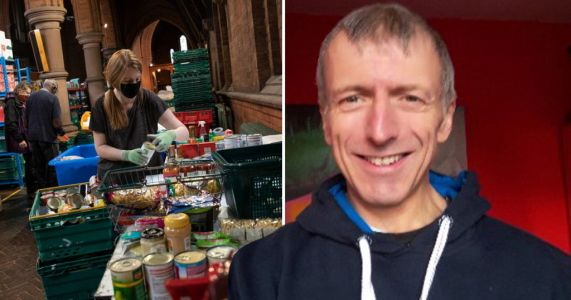 Tories suspend candidate who said 'fat' food bank users are 'far from starving'