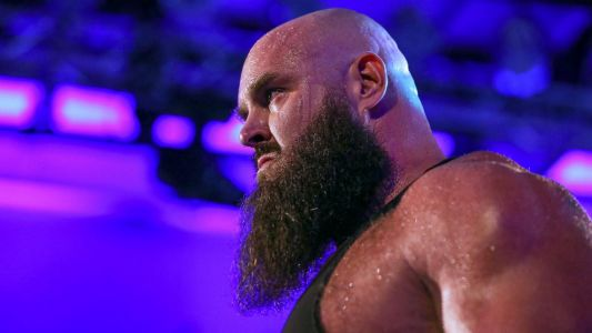 WWE's Braun Strowman goes bald as Universal Champion reveals new look