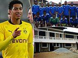 England and Borussia Dortmund star Jude Bellingham raises money for Kenya school