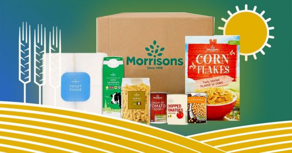 Morrisons launches £22 cupboard essentials box to prevent panic buying