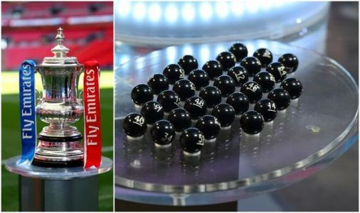 FA Cup draw LIVE: Ball numbers as Sunderland and co enter as 1st round fixtures announced