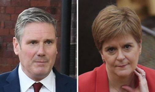 Enough is enough! Starmer sends Sturgeon furious warning over plot to 'rip country apart'